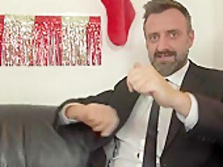 Pascal Makes An Ass Fucking Super-bitch For Santa