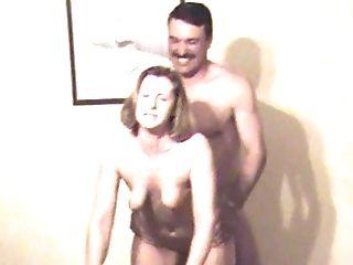 Dude Jizzing In My Wifey's Fuckbox Doggystyle