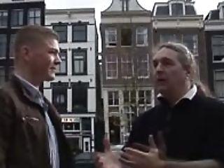 Real Dutch Hooker Facialized
