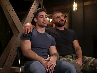 Sexy Queer Sharok And Lucas Leon Adores Hard-core Homo Hook-up Games