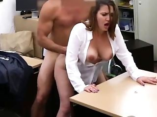 Foxy Biz Woman Railed By Pawn Dude