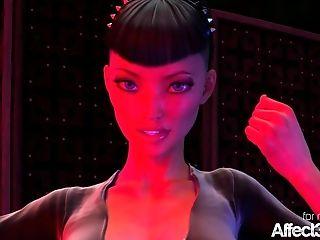 Three Dimensional Animation Futa Game