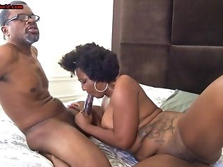Dark-hued Mommy Xxx Porno Movie