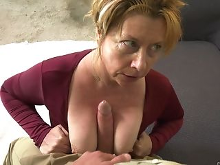 Penny Sue Is A Matures Lady Who Cannot Say No To A Big Boner