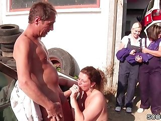 Not Mom And Dad Showcase Not Her Daughters-in-law How To Fuck Outdoor