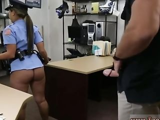 First-timer Guts And Euro Black-haired Xxx Fucking Ms Police Officer