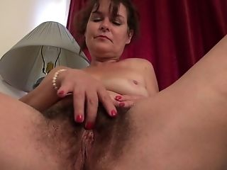 Matures Carrie M. Simply Can't Get Enough Of Her Fresh Tool