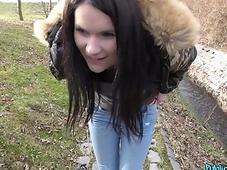 Outdoor Xxx Fuck Is All That Victoria Bellisima Wants To Do