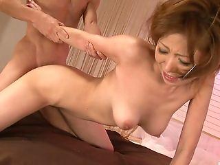 Delight huge in jun kusanagi naked natural squealing tit