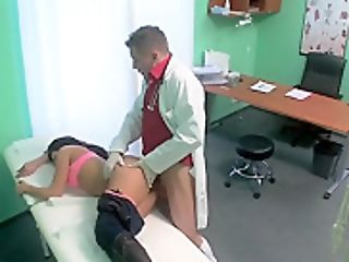 Fabulous Adult Movie Star In Amazing Blonde, Medical Porno Flick