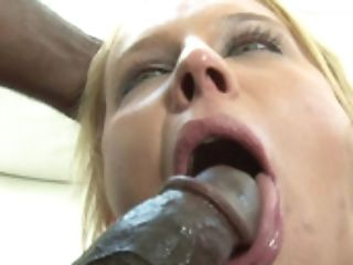 A Few Ladies Are Seen Performing A Oral Job Close Up To The Camera