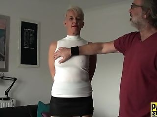 Throated Wam Matures Sub