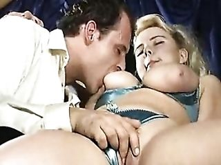 Mischievous Blonde With Sexy Tits Fucking Hard