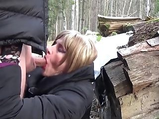 Outdoorsex With Bro In Law