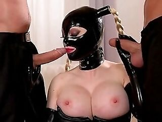 Obedient Mistress Pleases Her Masculines With Intriguing Xxx