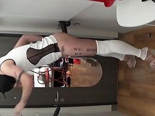 trany masturbieren anal
