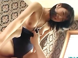 Exotic Asian Plays With A Dick
