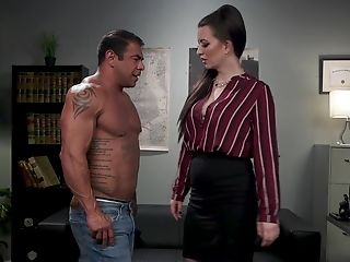 Cherry Ripped Deffinitely Know How To Please Friend's Dirty Desires