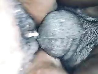 Big Booty Gilf Fuck From Below Internal Cumshot