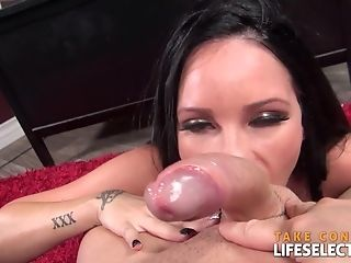 Big tit blonde lucy cattiva gets her juicy pussy banged XXX