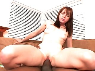 Beaue Marie Sucked Every Inch Of Her Friend's Black And Fat Dick After Orgy