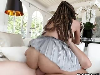 Julie Kay Inhaled Nathans Pulsating Penis