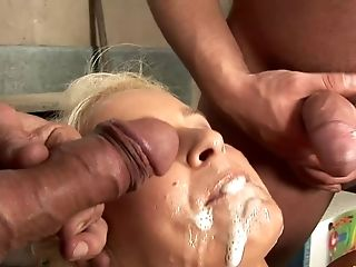 Erotic Squeals From Hot Rump Stunner Packs Palace As Taut Assfuck Is Banged
