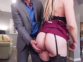 Looser Gets Cucked By Whore Wifey Sarah Vandella And Cocky Chief
