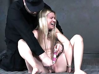 Utter Obedience For Her Brutal Master