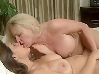 Fabulous Adult Movie Stars Bobbi Starr, Nikki Hunter In Amazing Cougar, Pussy Eating Adult Movie