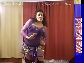 Belly Dance In Boots