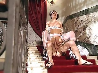 Antique Maid In Nylons Analyzed