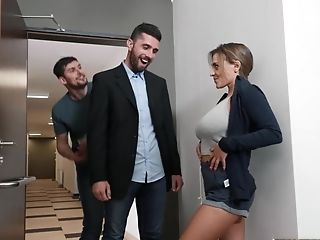 Josephine Jackson Cheats On Her Bf In Fairly Xxx Style