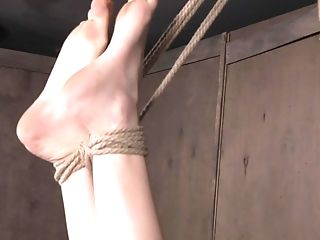 Ashley Lane Gets Her Puss Spanked And Manhandled By Mistress London Sea