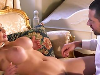 Rough Culo And Cooter Drilling For Stunning Pornographic Star Aletta Ocean