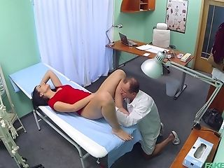 Xxx Fucking On The Hospital Couch With Natural Tits Alex Black
