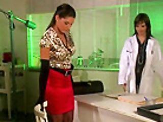 Nikita And Zafira Medic Fuck Stick
