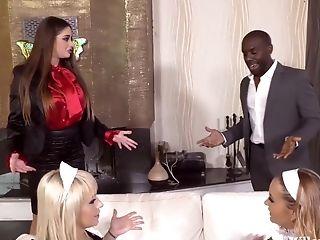Buttfuck Hard-core Sluis Love Black Masculine Pole - Analdin