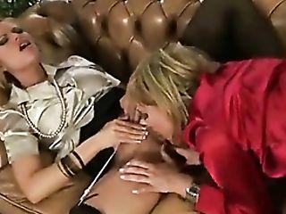 Girl/girl Satin Bi-otches