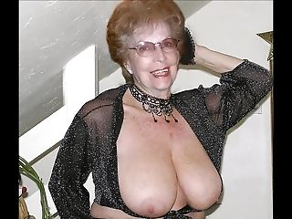 MABLE: Bbw granny grandma in glasses fucked