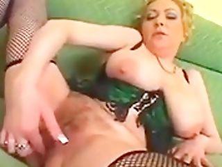 Big Tits Matures Gets A Internal Cumshot
