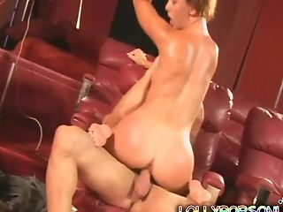 Horny Dude Gets His Delicious Dick Pleased By Alicia Alighatti