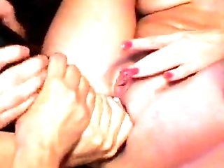 Geant Fake Penises In Caboose Blonde
