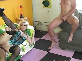 Candy Monroe Jizm Sprayed By A Black Dude In Front Of Her Hotwife
