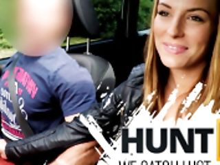 Hunt4k. Blonde Earns Money For Wedding By Making Love With Neighbor