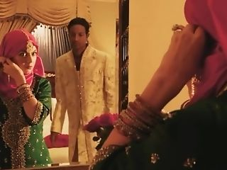 Indian Bhabhi First-ever Night  Youthful Freshly Married  Youthfull Indian Duo